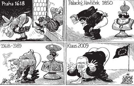 Czechs through the ages